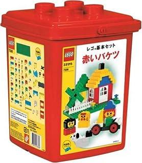 レゴ (LEGO) 基本セット 赤いバケツ 7336