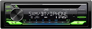 JVC KD-TD91BTS Bluetooth Car Stereo Receiver with USB Port – 2-Line LCD Display, AM/FM Radio – CD and MP3 Player - Amazon ...
