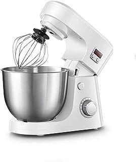 N&O Mélangeur de Nourriture électrique Appareil Bol en Acier Inoxydable Fouet mélangeur ménage Cuisine pâte crème mélangeur