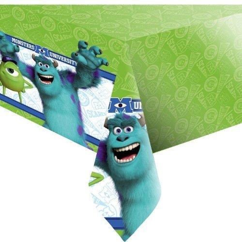 Monsters Inc University Party Range-Set per Party, da 8 Tablecover (1pk)
