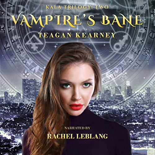 Vampire's Bane  By  cover art