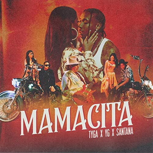Tyga, YG & Santana