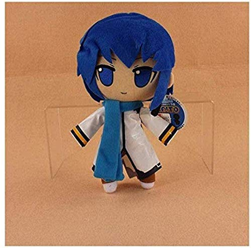 LFSLAS Cartoon Animal Plush Toy Lovely Hatsune Miku Vocaloid Hatsune Miku Kaito Kagamine Rin Len Plush Soft Stuffed Doll Toys 30Cm