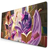 Joseph Mouse Pad,Non-Slip Waterproof Rubber Base Mousepad for Laptop-My Little Pony