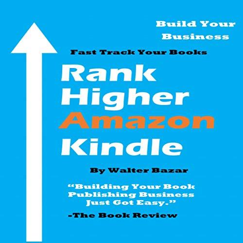 Rank Higher Amazon Kindle audiobook cover art