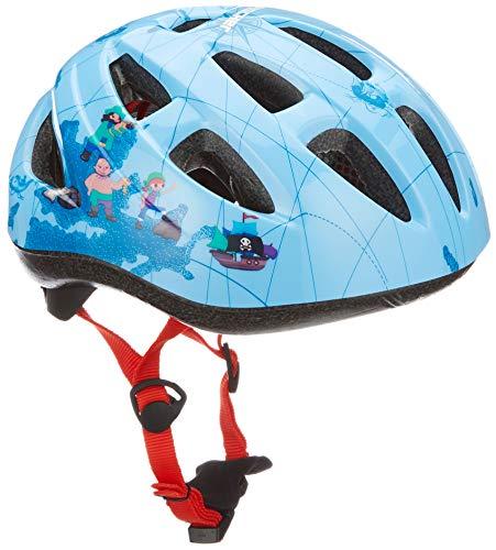 FISCHER Fahrradhelm Pirat, Blau, S, 86113