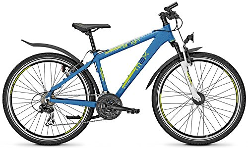 Raleigh Dirtmax 21-G Tourney 26R ATB/All Terrain Bike 2017 (Blau, 40)