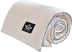 Home Accessories Crystal Fleece Comforter All Season Alternative Fleece Comforter Ultra-Soft Microfiber Micro Fleece Quilt...