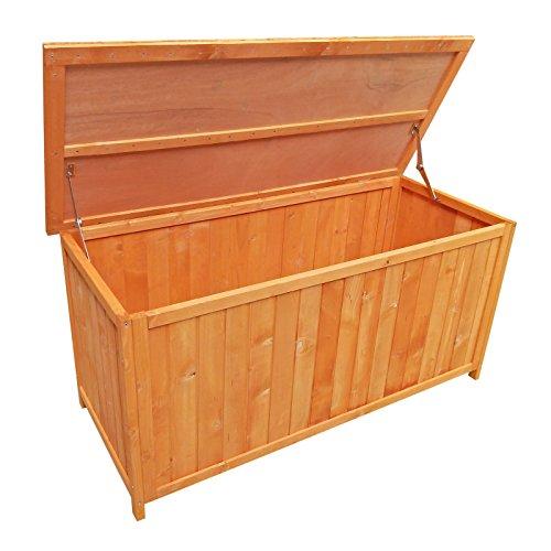 Arcón de madera WilTec