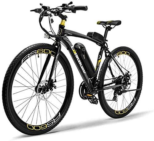 Ligero, Adulto bicicletas 26 pulgadas Electric Mountain, 300W36V extraíble batería de litio bicicleta eléctrica, velocidad 21, con la exhibición de instrumentos Liquidación de inventario