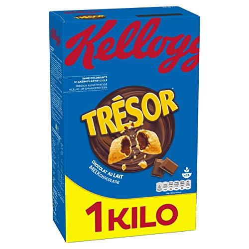 Kelloggs Trésor Milchschokolade 1KG