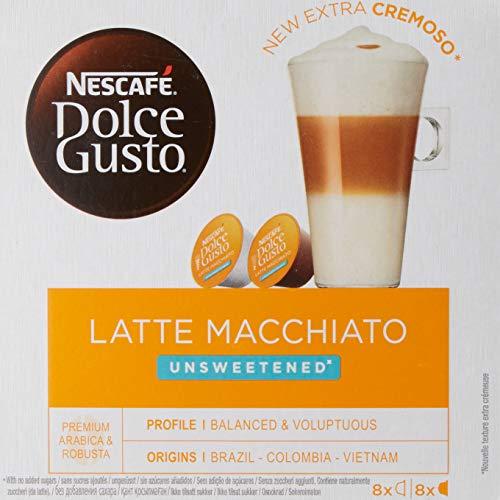 Krups Dolce Gusto Latte Macchiato ungesüsst