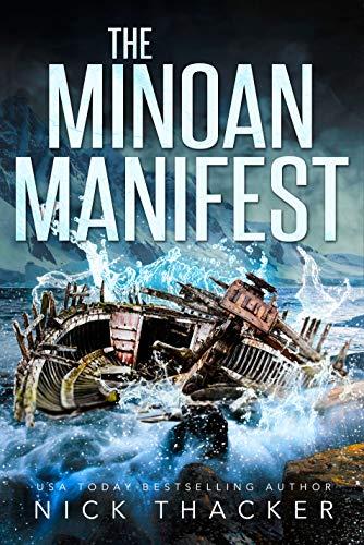 The Minoan Manifest (Harvey Bennett Thrillers Book 10)