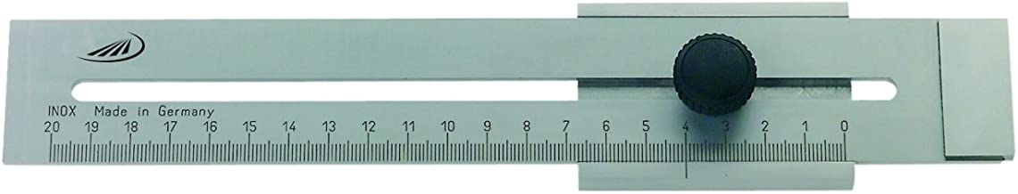 Helios Preisser 321301 Präzisions-Streichmaß 200mm