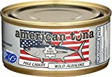 American Tuna MSC Albacore Tuna No Salt, 6 Oz