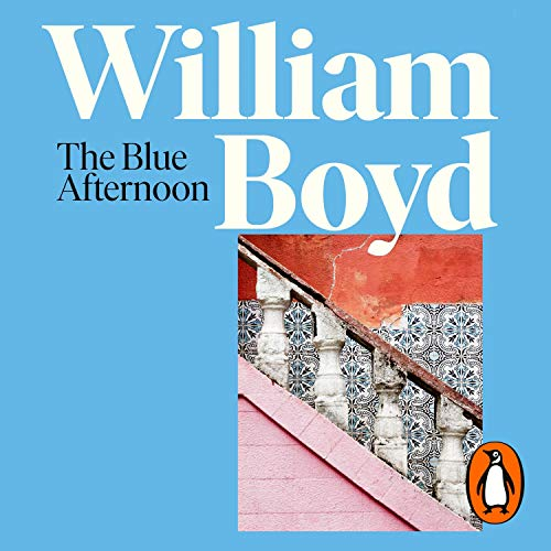 The Blue Afternoon cover art