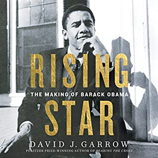 Rising Star     The Making of Barack Obama              Auteur(s):                                                                                                                                 David Garrow                               Narrateur(s):                                                                                                                                 Charles Constant                      Durée: 56 h et 9 min     1 évaluation     Au global 4,0