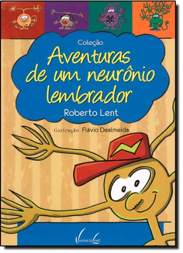 Aventuras de Um Neurônio Lembrador - Coleção Completa. 5 Volumes