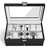 Zoom IMG-1 amzdeal scatola di orologio custodia