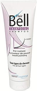 Hairbell - Tubo de champú acelerador de crecimiento del cabello