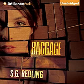 Baggage audiobook cover art