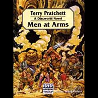 Men at Arms cover art