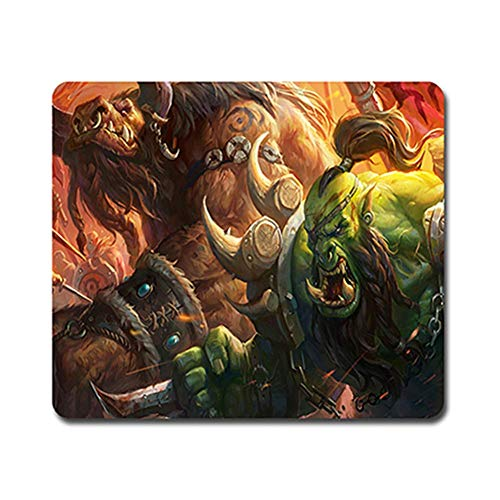 Muis Pads Uitgebreide Gaming Mouse Pad Kleine Game Mouse Mat - 350 x 300 x 3 Mm l Anti-Slip Comfort Pad Muizen Mat voor Laptop Computer Office Internet Cafe Office Business Home, MM 6