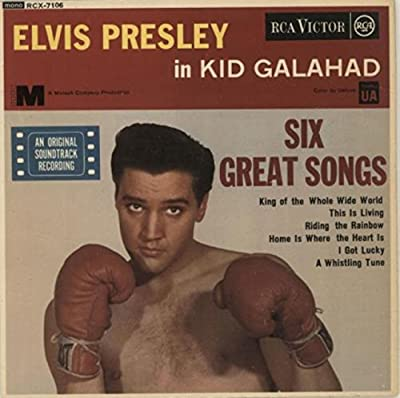 Kid Galahad E.P. - Black Label