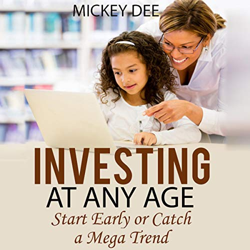 Page de couverture de Investing at Any Age