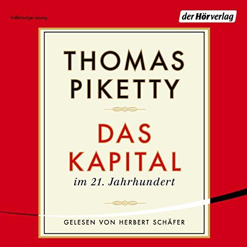 Das Kapital im 21. Jahrhundert audiobook cover art
