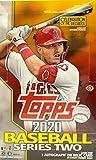2020 Topps Series 2 MLB Baseball HOBBY box (24 pks/bx)