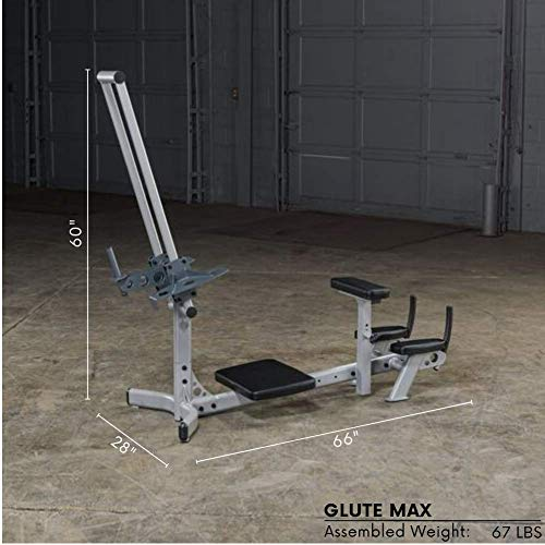 Body-Solid Powerline PGM200X Adjustable Glute Max