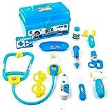 Medico Kit di Giochi di Ruolo Valigetta del Dottore Kit Infermiera Giocattolo Simulazione ...