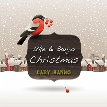 Uke and Banjo Christmas