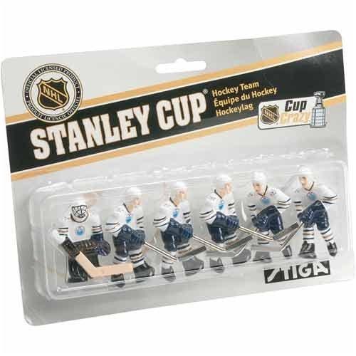 Stiga NHL Edmonton Oilers Tisch Top Hockey Game Players Team Pack