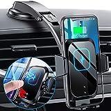 Blsyetec Auto Handyhalterung mit Ladefunktion 15W Wireless