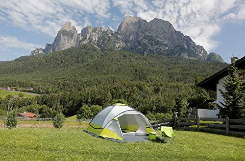 BRUNNER Globo 3 Tienda de cúpula 2020 para camping