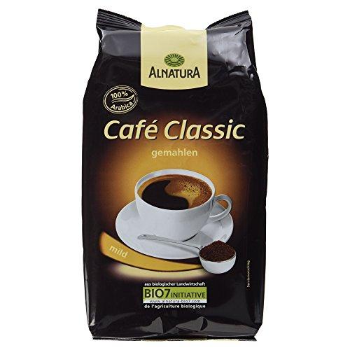 Alnatura Bio Café Classic gemahlen, 500g