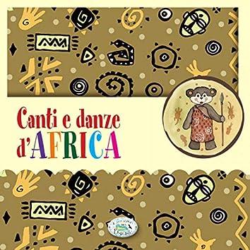 Canti e danze d'Africa (feat. Mbaye Sow, Massimo Rubolotta & Fabio Cobelli)