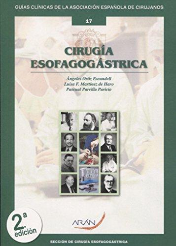 Cirugía Esofagogástrica