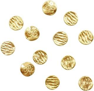 Bonnail ゴールドプレート ウェイブレットM