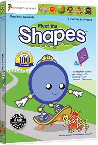 Meet the Shapes DVD