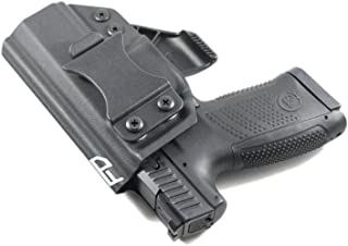 hybrid holster with claw