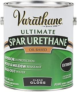 RUST-OLEUM 9231 Ultimate Spar Urethane Oil Based, Gallon, Gloss
