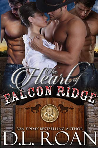 The Heart of Falcon Ridge: The McLendon Family Saga Book 1 (Volume 1)