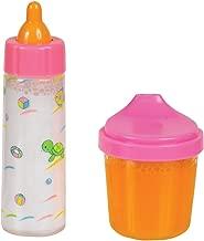 حول دمى العالم الصغيرة للأطفال - زجاجة وكوب العصير (الدمى فقط)