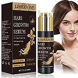 Haar Wachstum Serum,Anti-Haarausfall,Haar Serum,Neues Haarwachstum stimuliert,fördert dickeres,Volleres und schneller wachsenden Haar(60ml)