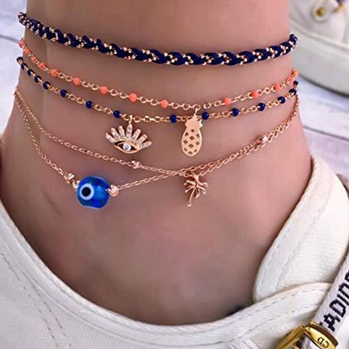 bracelet cheville quimper