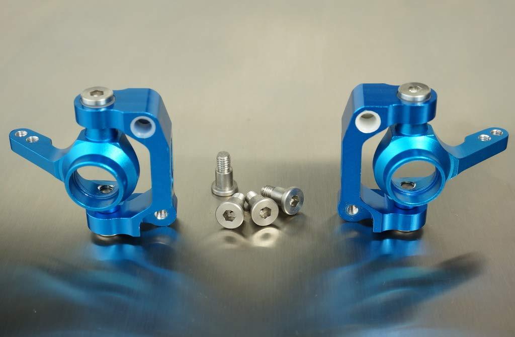 Raidenracing Aluminum Alloy Upgrade Centre Steering Assembly Set for Tamiya 1//10 TT02