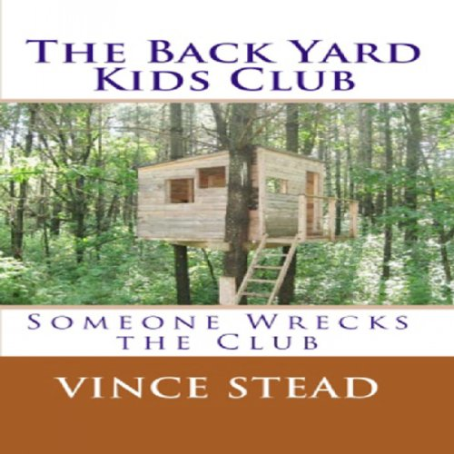 The Back Yard Kids Club cover art